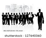 business background | Shutterstock . vector #127640360