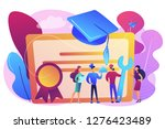 vocational specialists...   Shutterstock .eps vector #1276423489