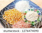 various carbohydrate source  | Shutterstock . vector #1276474090