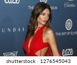 Emily Ratajkowski At The Art Of ...