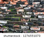 photo background image of old...   Shutterstock . vector #1276551073