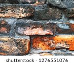 photo background image of old...   Shutterstock . vector #1276551076