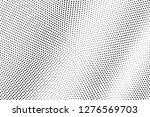 black and white halftone vector ...   Shutterstock .eps vector #1276569703