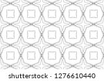 abstract geometric background... | Shutterstock . vector #1276610440