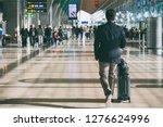 close up of businessman... | Shutterstock . vector #1276624996