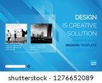 template vector design for... | Shutterstock .eps vector #1276652089
