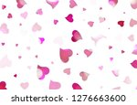 beautiful background with...   Shutterstock . vector #1276663600