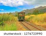 franschhoek wine tram hop on... | Shutterstock . vector #1276723990