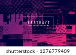 abstract vector background....   Shutterstock .eps vector #1276779409
