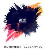 abstract vector design...   Shutterstock .eps vector #1276779430