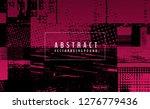 abstract vector background....   Shutterstock .eps vector #1276779436