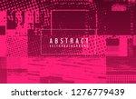 abstract vector background....   Shutterstock .eps vector #1276779439