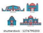 vector line illustration of...   Shutterstock .eps vector #1276790203