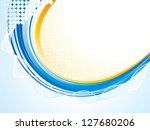 abstract background | Shutterstock . vector #127680206