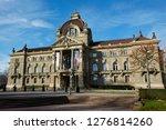 facade of the neorenaissance... | Shutterstock . vector #1276814260