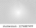 black and white halftone vector ... | Shutterstock .eps vector #1276887499