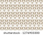 flower geometric pattern.... | Shutterstock .eps vector #1276903300