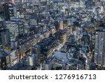 tokyo  japan   sep 27  2018 ...   Shutterstock . vector #1276916713