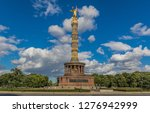 berlin  germany   july 6th 2016 ... | Shutterstock . vector #1276942999