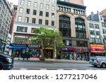 new york city  usa   july 25 ... | Shutterstock . vector #1277217046