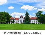 The  Royal Palace in Godollo, Hungary.