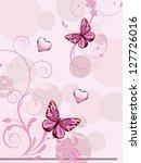 nature design   vector | Shutterstock .eps vector #127726016