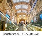 milan  italy   december 30 ...   Shutterstock . vector #1277281360