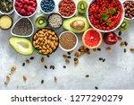 Healthy Food On Table....