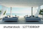 Beach Living Lounge   Ocean...