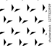 geometrical figures pattern... | Shutterstock .eps vector #1277323939