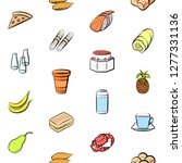 various images set. background...   Shutterstock .eps vector #1277331136