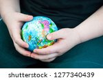 Casually Holding Earth In The...
