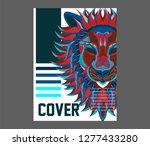 original vector illustration of ...   Shutterstock .eps vector #1277433280