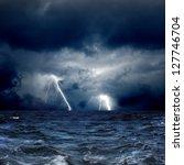 Dramatic Nature Background  ...