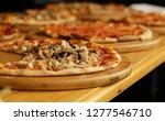 buffet table for a banquet ...   Shutterstock . vector #1277546710