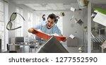 reading as self education.... | Shutterstock . vector #1277552590
