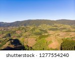 drone shot aerial view... | Shutterstock . vector #1277554240