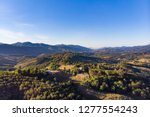 drone shot aerial view... | Shutterstock . vector #1277554243