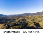 drone shot aerial view... | Shutterstock . vector #1277554246