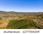 drone shot aerial view... | Shutterstock . vector #1277554249