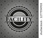 facility black badge | Shutterstock .eps vector #1277554933