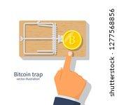 Coin Bitcoin In A Mousetrap....