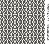 seamless pattern with retro... | Shutterstock .eps vector #1277576023