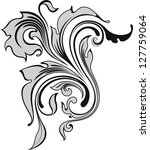 decorative element | Shutterstock .eps vector #127759064