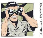 stock illustration. confident...   Shutterstock .eps vector #1277595220