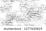 black and white stripes in... | Shutterstock .eps vector #1277635819