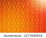 light red  yellow vector... | Shutterstock .eps vector #1277640910