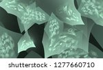 fantasy chaotic colorful...   Shutterstock . vector #1277660710