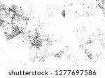 grungy style grunge effect... | Shutterstock . vector #1277697586