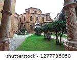early christian church san... | Shutterstock . vector #1277735050